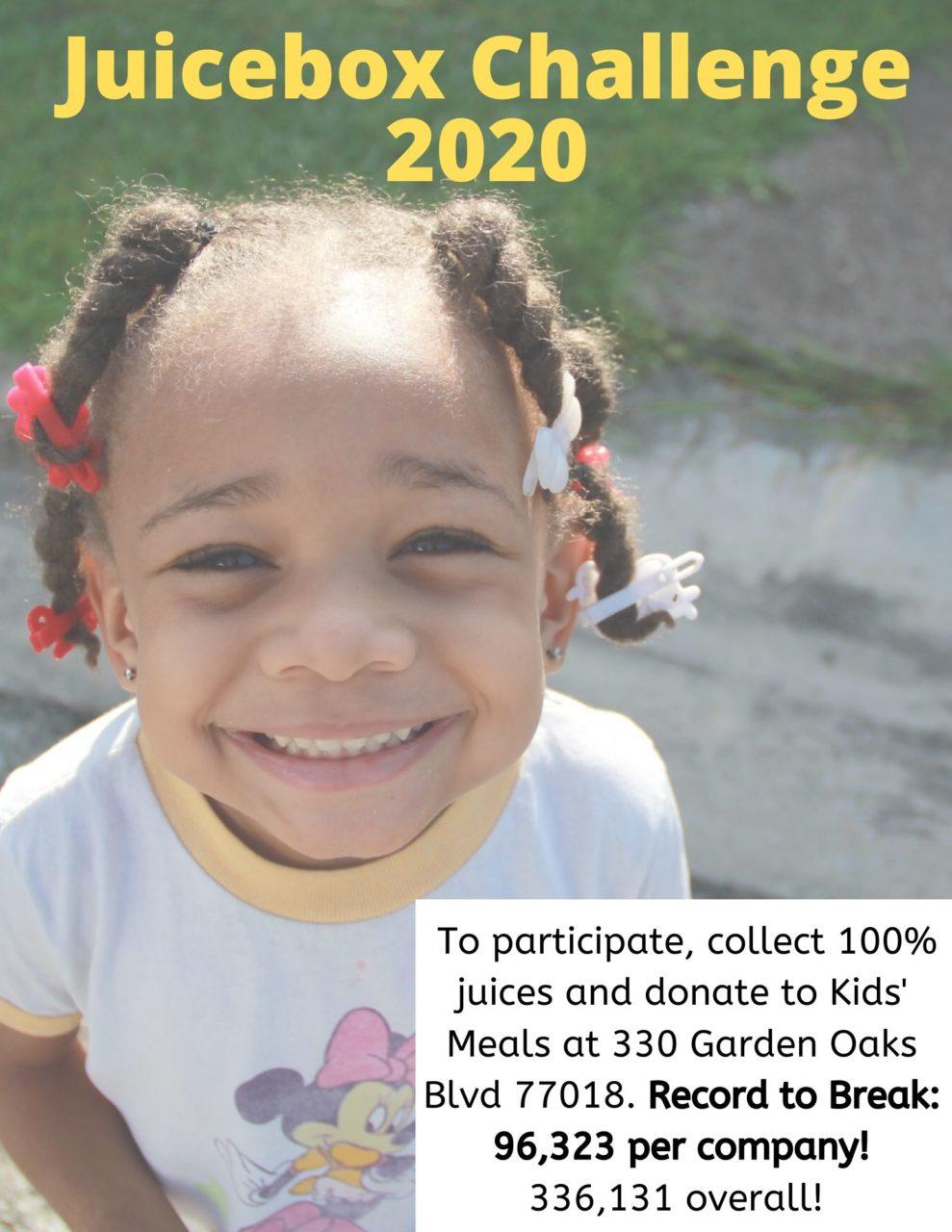 Juicebox Challenge 2020!
