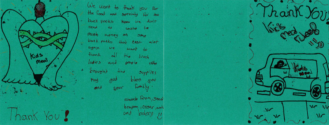 Client Thank You Notes